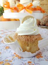 Photo: Cupcake al desnudo / http://pattyscake-pbb.blogspot.com.es/2015/01/cupcakes-de-oreo-doradas-rellenos-de.html / Patricia / Sevilla / Nikon D3200