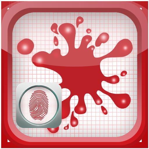 娱乐の血液型検出器の悪ふざけ LOGO-記事Game