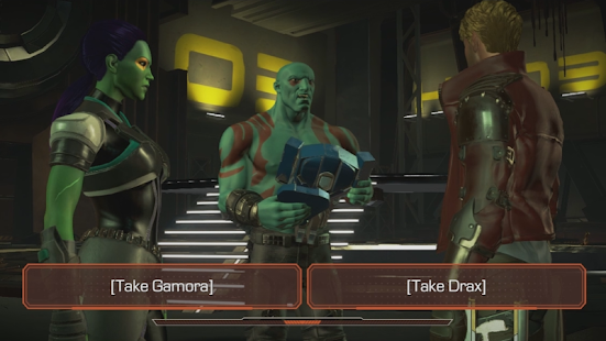Guardians of the Galaxy TTG Android Apk