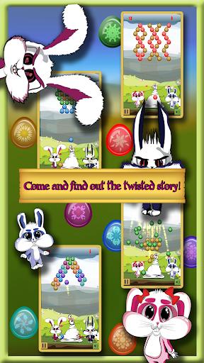 Easter Bunny: Bubble Shooter