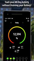 screenshot of ActivityTracker - Step Counter & Pedometer