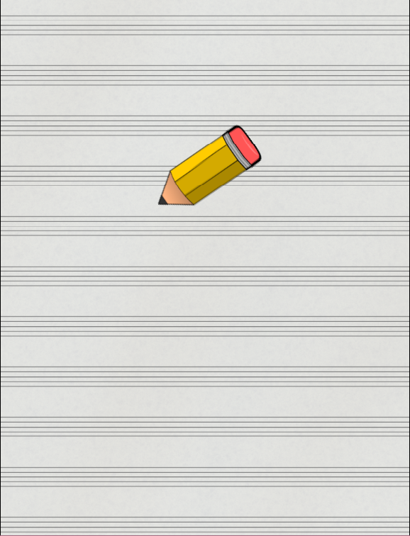 Falling pen- screenshot