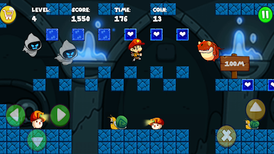 تحميل لعبة Bob's World – Super Adventure مهكرة 7