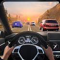 Racing Traffic Car Speed icon