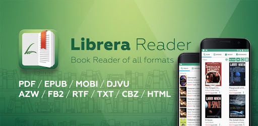 Librera book reader of all formats and pdf apps on google play fandeluxe Gallery