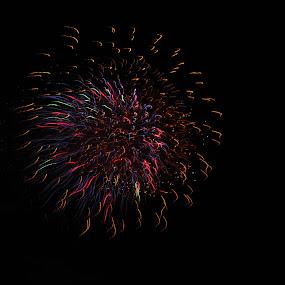 2014 Southgate Mall Fireworks Show VI by Gregg Landry - Public Holidays July 4th ( liberty, fireworks, celebration, usa, independence day )
