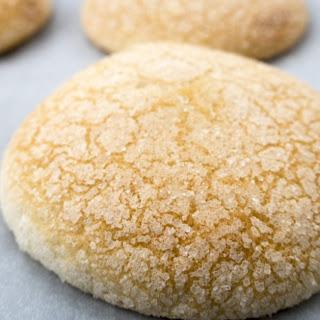 Brown Butter Cookies.