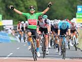 """Groene trui uit Dauphiné wil er ook in Tour voor gaan: """"In de Tour mannen als Van der Poel en Sagan... Niet makkelijk"""""""