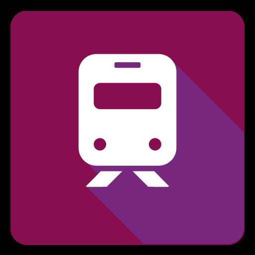 Prague Metro Map 2017