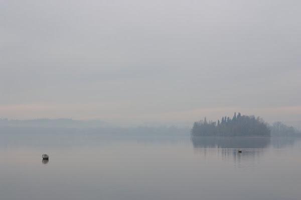 Il lago... la mattina di Bandit72