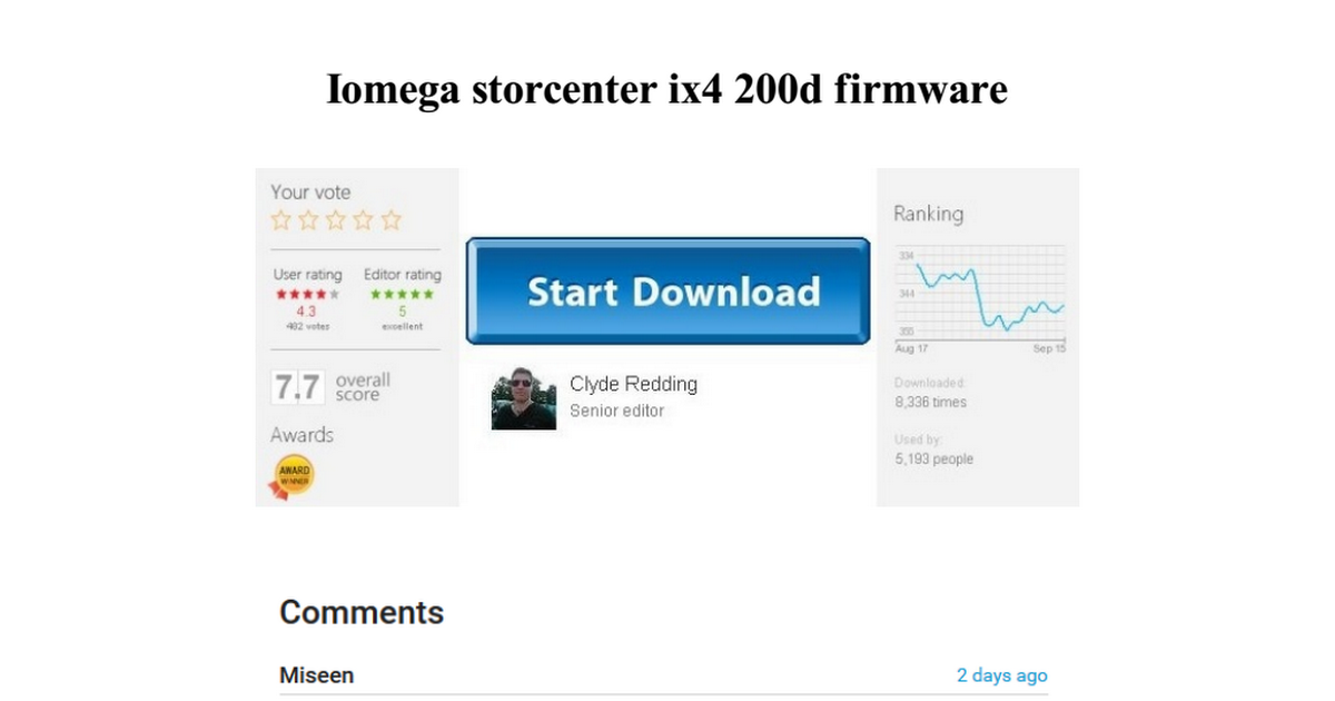 Felsebiyat Dergisi – Popular Iomega Ix4 200d Firmware