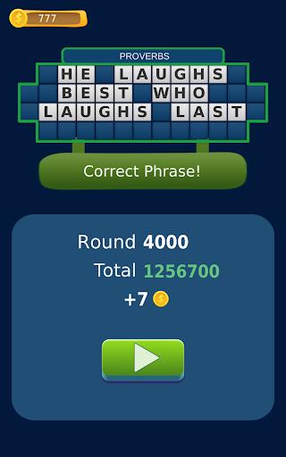 Word Fortune - Wheel of Phrases Quiz 1.17 screenshots 13