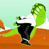Ben Alien 10 action game