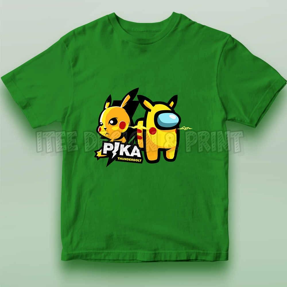 Pikachu Among Us Impostor 19