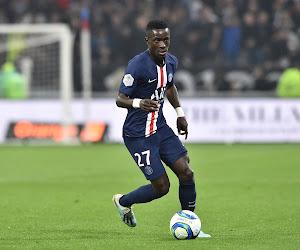 PSG-City: la saison européenne d'Idrissa Gueye est terminée