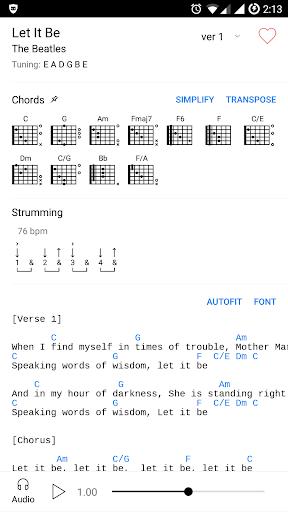 Ultimate Guitar Tabs & Chords screenshot 6
