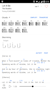 Ultimate Guitar Tabs & Chords 5.12.0 [PRO Unlocked] Cracked Apk 6