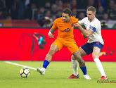 Engeland won van Nederland, maar deed dat zonder te overtuigen
