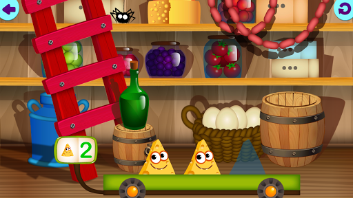 FUNNY FOOD 2! Educational Games for Kids Toddlers!  screenshots 22