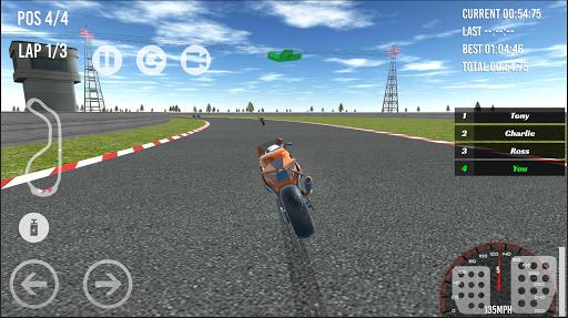 Télécharger Gratuit Furious Moto Racing: Remastered- 2020's New Racing mod apk screenshots 6