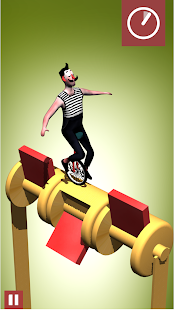 Bamba: an unicycle circus adventure- screenshot thumbnail