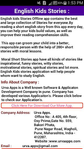 Download English Kids Stories Google Play softwares - aJetVjHsyO9N