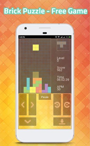 Brick Puzzle Classic Game 2.4.6 screenshots 1