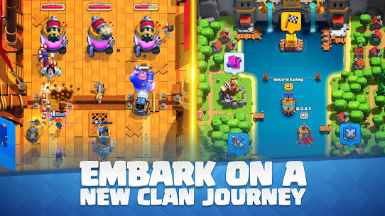 Clash Royale 3.3.0 Mod Apk [Unlimited Coins/ Gems] [September 2020] 7