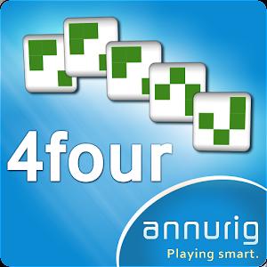 4four – puzzle game