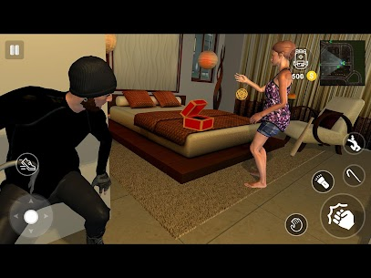 Heist Thief Robbery – Sneak Simulator  Apk Download For Android and Iphone 8