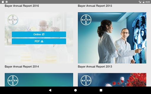 Download Bayer Integrated Reports Google Play softwares