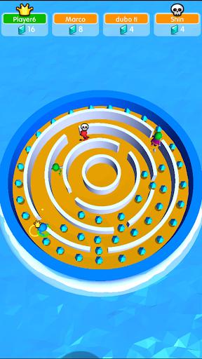 Télécharger Gratuit Diamond Race 3D mod apk screenshots 2
