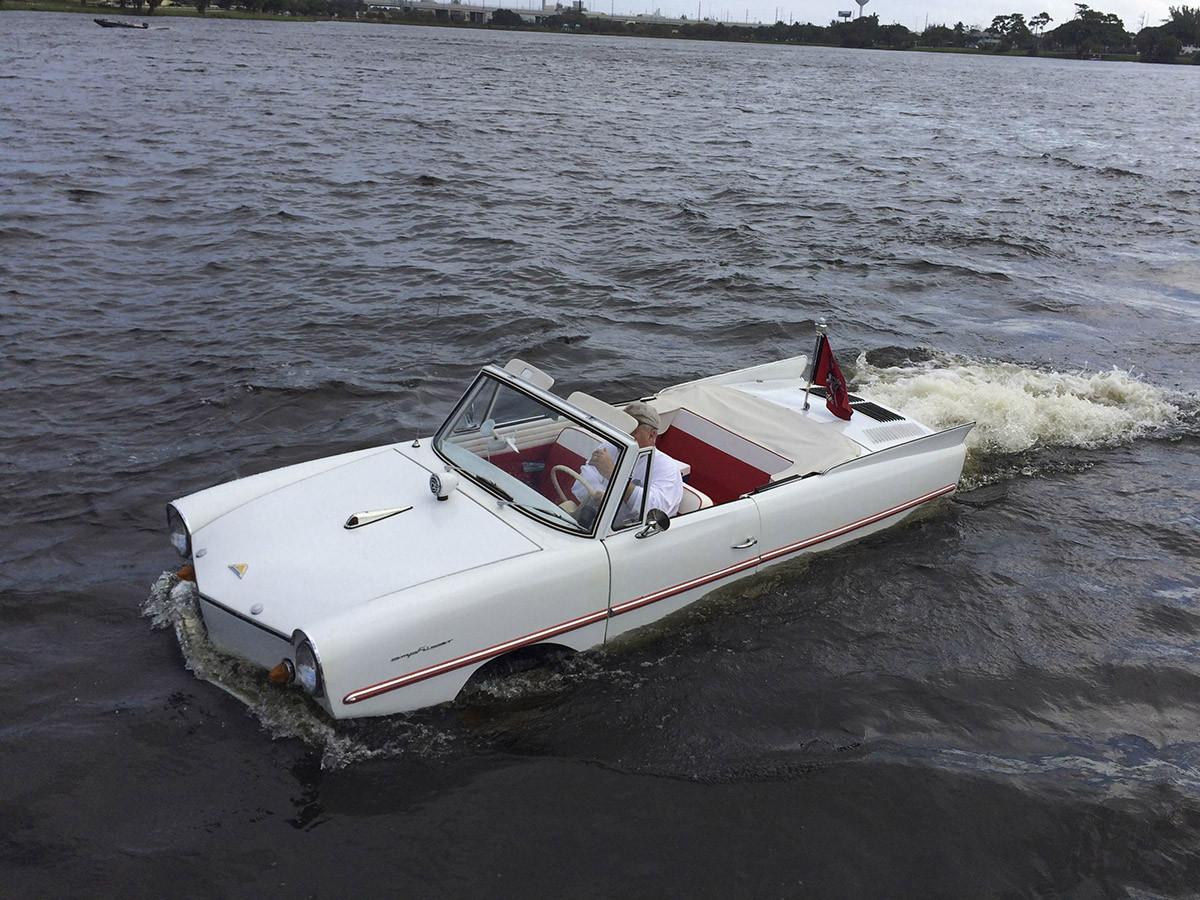 Amphicar 770 Hire Loxahatchee (west Palm Beach)
