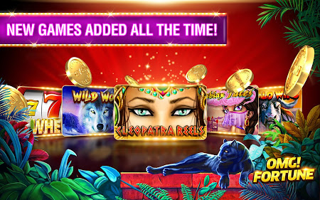 OMG! Fortune Free Slots Casino 28.05.1 screenshot 647797