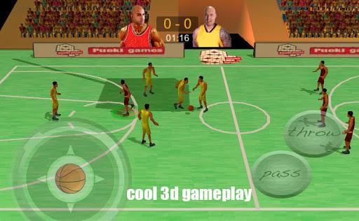 Basketball Match 2015