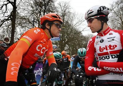 """Greg Van Avermaet duidt zijn grootste concurrenten voor Strade Bianche aan: """"Alleen maar tevreden met winst"""""""