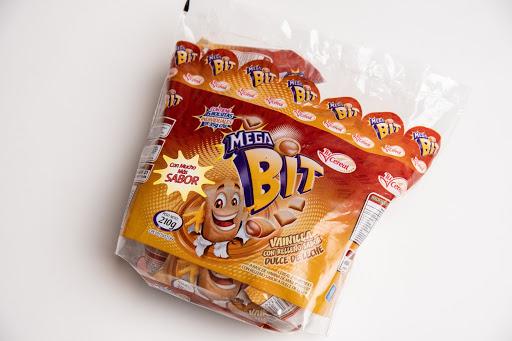 cereal mega bit vainilla con dulce de leche 210gr Mega bit