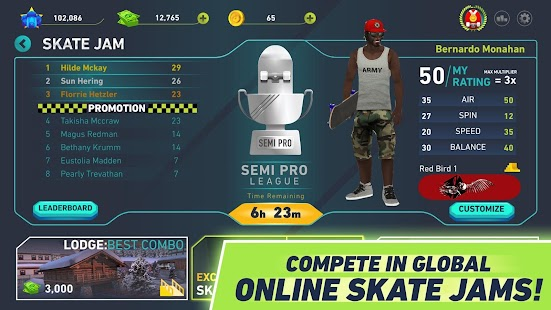 Tony Hawk's Skate Jam Screenshot