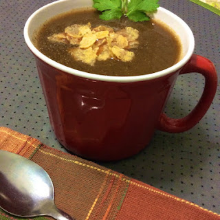Indian Home-Style Mix Vegetable Soup