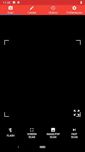 QR Code Reader - Scan, Create, View and Edit screenshot 2