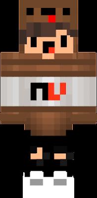 Nutella Boy Nova Skin