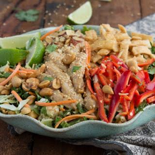 Warm Asian Chicken Salad Recipes