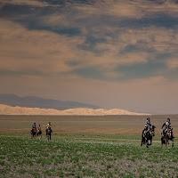 Le pianure della Mongolia