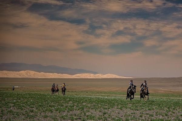 Le pianure della Mongolia di NickAdami