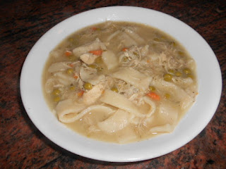 Great Old Fashioned Chicken And Dumplings Recipe