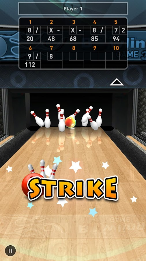 Bowling Game 3D- screenshot