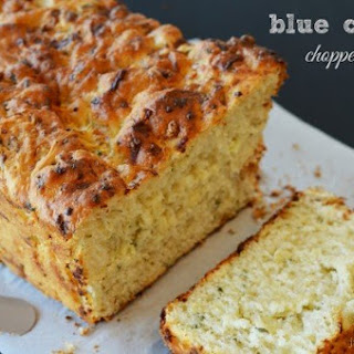 Bleu Cheese Chopped Bread.