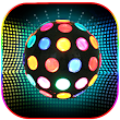 Disco light - Color torch-Flash light icon
