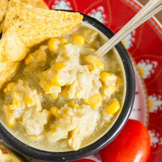 Creamy Corn Chowder [Vegan]