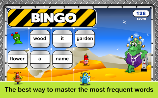 Screenshot for Sight Words Learning Games & Reading Flash Cards in Hong Kong Play Store